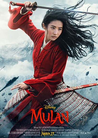Mulan 3D