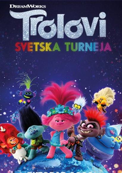 Trolovi - Svetska turneja 3D