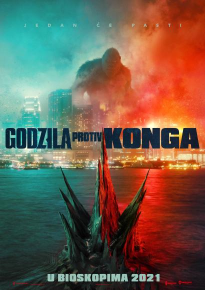 GODZILA PROTIV KONGA