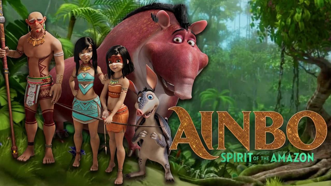 AINBO - DOBRI DUH AMAZONIJE